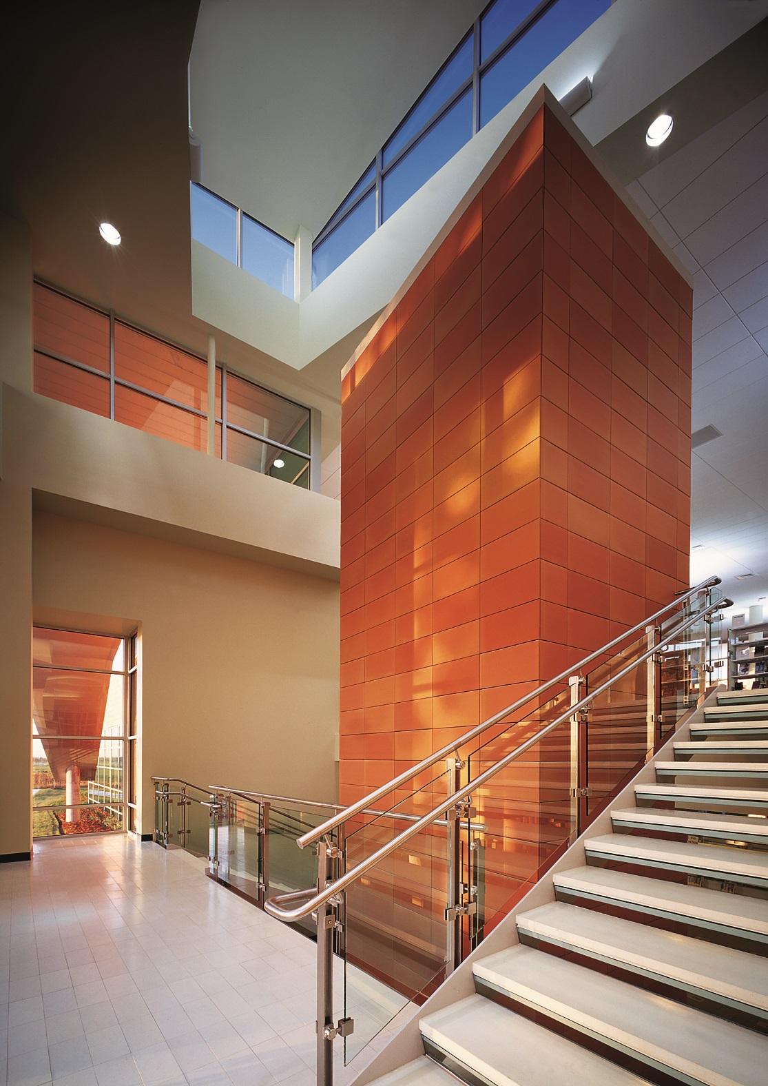 Kubit Glass Railing At Market Axess Nyc: Steel Railing Systems
