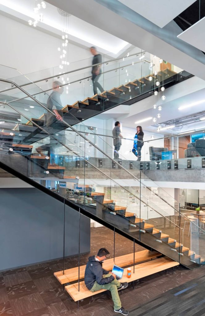 Twitter Modern Handrail