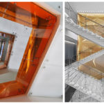 Structural Glass Supported Handrail
